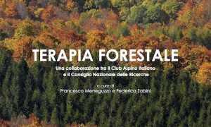 Copertina Terapia forestale