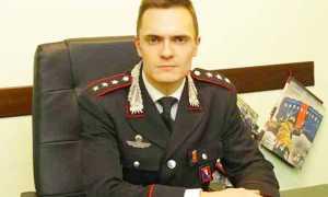 Foto nuovo comandante CC Arona