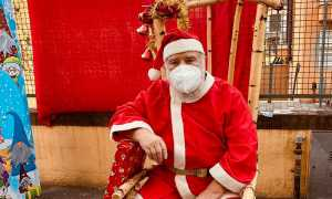 Romagnano Babbo Natale
