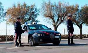 carabinieri pattuglia controlli