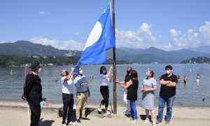 gozzano bandiera blu
