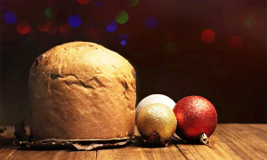 panettone palle natale