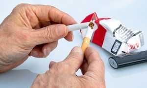 smettere fumare sigaretta