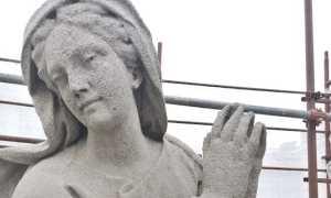 statua immacolata borgo