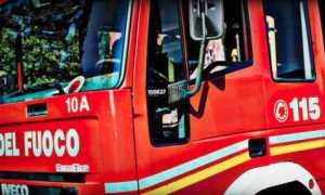 vigili fuoco camion guida